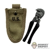 Tool: Dragon US WWII Wire Cutters w/ Pouch