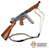 Rifle: Dragon US WWII Thompson (New Version Working Bolt)