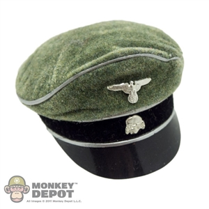 Hat: Dragon German WWII SS Visor
