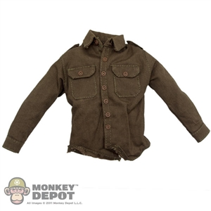 Shirt: Dragon US WWII Brown