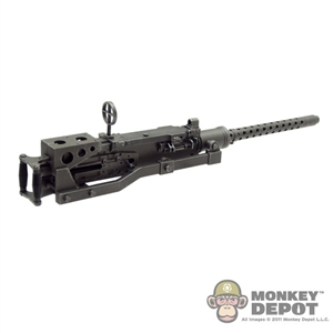 Rifle: Dragon US WWII M2 HB .50 Caliber Heavy Machine Gun (Plastic)