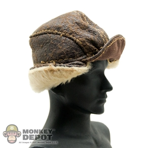 Hat Dragon US WWII B-2 Shearling Flyer's Cap