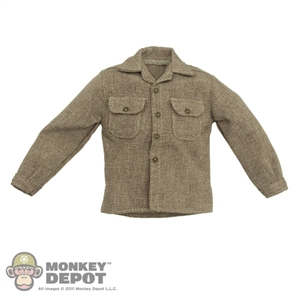 Shirt: Dragon US WWII Wool Service