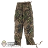 Pants Dragon German WWII Pea Dot Camo