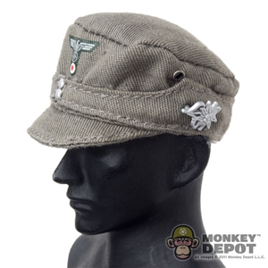 Hat Dragon German WWII Mountain Bergmutze