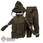 Fatigues: Dragon MOPP Uniform w/Hood Cover