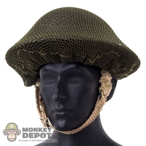 Helmet: Dragon British WWII MkII w/Net