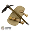 Tool: Dragon British WWII Collapsible E-Tool Carrier