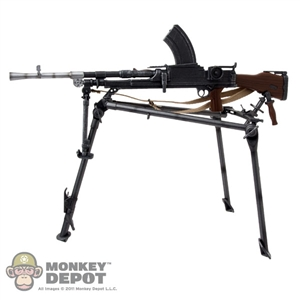 Tool: Dragon British WWII Bren Gun Anti-Aircraft Tripod