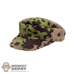 Hat: Dragon German WWII Camo Field Cap