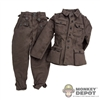 Uniform: Dragon German WWII M43 w/Insignia
