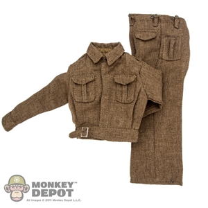 Uniform Dragon British WWII battledress