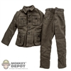 Uniform: Dragon German WWII M40 w/Insignia