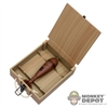 Case: Dragon 8cm Mortar Ammo Crate w/One Round