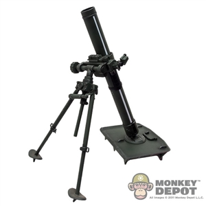 Heavy Weapon: Dragon 8cm Mortar w/Base