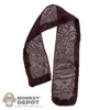 Scarf: Dragon German WWII Brown