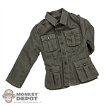 Tunic: Dragon WSS M40 Field Blouse w/Insignia