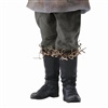 Boots: Dragon German WWII Jackboots w/Straw