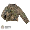 Tunic: Dragon German WWII Dot Pattern Tunic