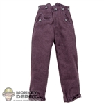Pants: Dragon German WWII Berghosen Trousers