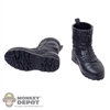 Boots: Dragon Black Tactical Boots