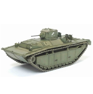 Dragon Armor 1/72 LVT-(A)1, 708th Amphibious Tank Battalion, Ryukyus 1945(60424)