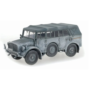 Dragon Armor 1/72 Heavy Uniform Personnel Vehicle Type 40, Unidentified Unit, Eastern Front 1941 (60516)