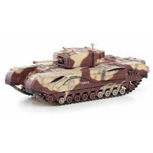 "Dragon Armor 1/72 Churchill Mk. III ""KingForce"" El Alamein 1942 (60592)"