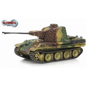 Dragon Armor 1/72 5.5cm Zwilling Flakpanzer Western Front 1945 (60643)