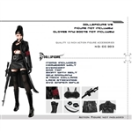 Dollsfigure Female Special Agent Clothing Full Set (CC203)