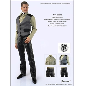 Clothing Set: Dollsfigure Western Style Set (CC215)