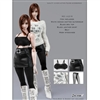 Clothing Set: Dollsfigure Female Knitted Outerwear Set (CC218)