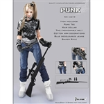 Clothing Set: Dollsfigure Female Punk Sniper Set (CC219)