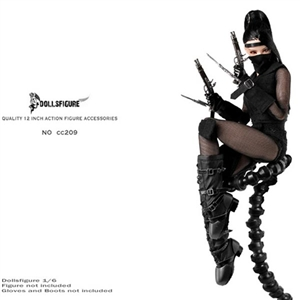 Uniform Set: Dollsfigure Ninja Costume (CC209)