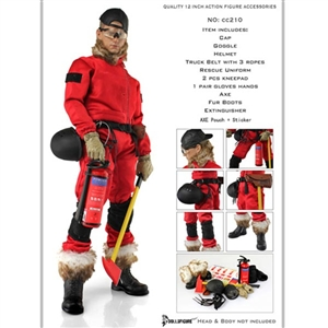 Uniform Set: Dollsfigure Forester (CC210)