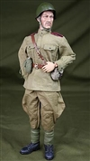 Boxed Figure: DiD WWII Soviet Union Nikolai Sokolovsky (20002)