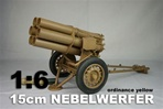 Heavy Weapon: DiD Nebelwerfer Yellow