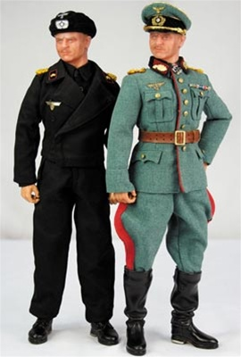 DiD Heinz Guderian One Figure - Two Uniforms 80056