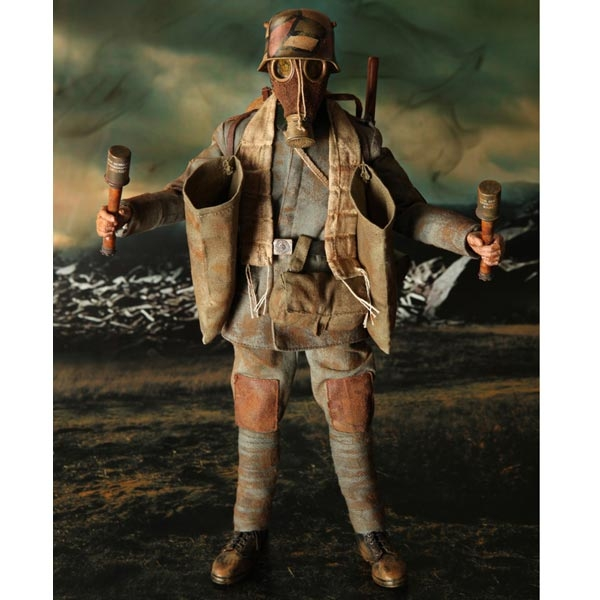 Monkey Depot - Boxed Figure: DiD WH Infantry Captain