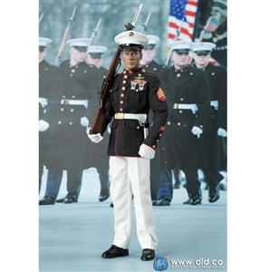 Boxed Figure: Boxed Figure: DiD U.S. Marine Corps Ceremonial Guard - Tony (80087)