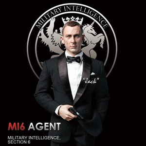 Boxed Figure: DiD MI6 Jack