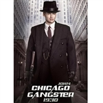 Boxed Figure: DiD Chicago Gangster 1930 - John (80093)