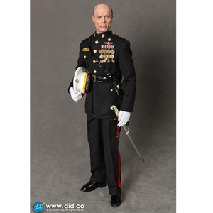 Boxed Figure: DiD Force Recon - Brigadier General Frank (80092)
