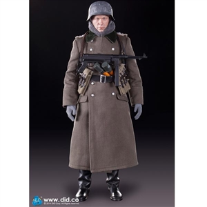 Boxed Figure: DiD WH Infantry Captain Thomas (80094)
