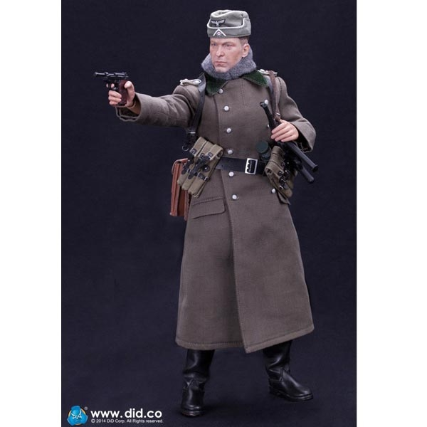 Monkey Depot - Boxed Figure: DiD Lutz Fedder SPECIAL