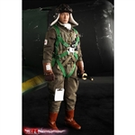 Boxed Figure: DID 3R Imperial Japanese Navy Zero Fighter Pilot (JP628)