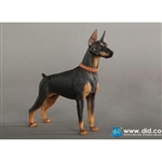 Dog: DiD Doberman Pinscher Black (AS001B)