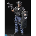 Boxed Figure: DiD (LAPD SWAT) 2.0 POINT-MAN - Denver ( MA1002)