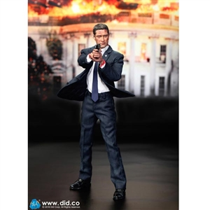 Boxed Figure: DiD US Secret Service Special Agent Special Edition - Mark (80119S)