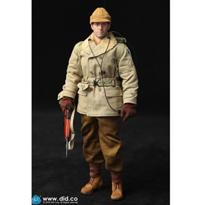 "Boxed Figure: DiD 29TH Infantry Division ""Radio Operator"" - Paul (80115)"